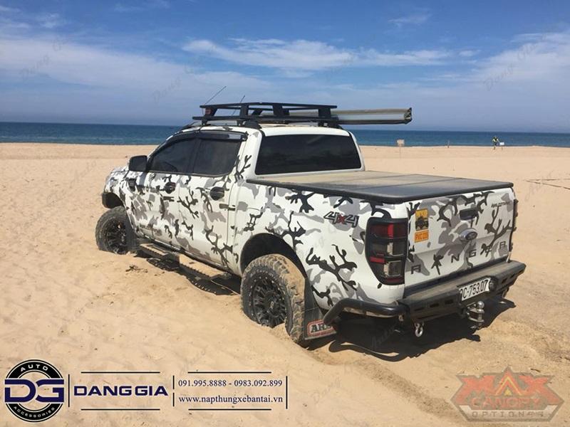 Cản sau Thái Lan Piak Jungle 251 cho xe Ranger