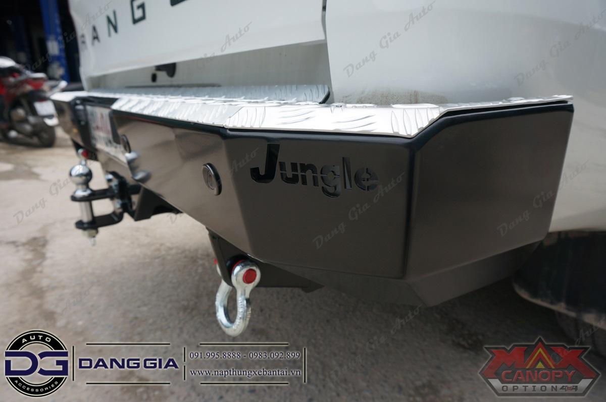Cản Piak Jungle PJ-261-2 xe Navara