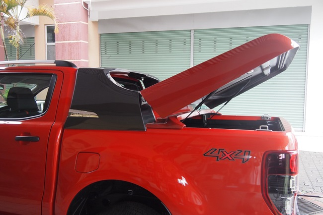 Ford Ranger Fullbox 2014