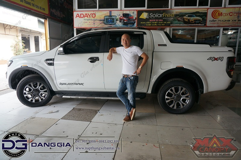 Xe Ford Ranger