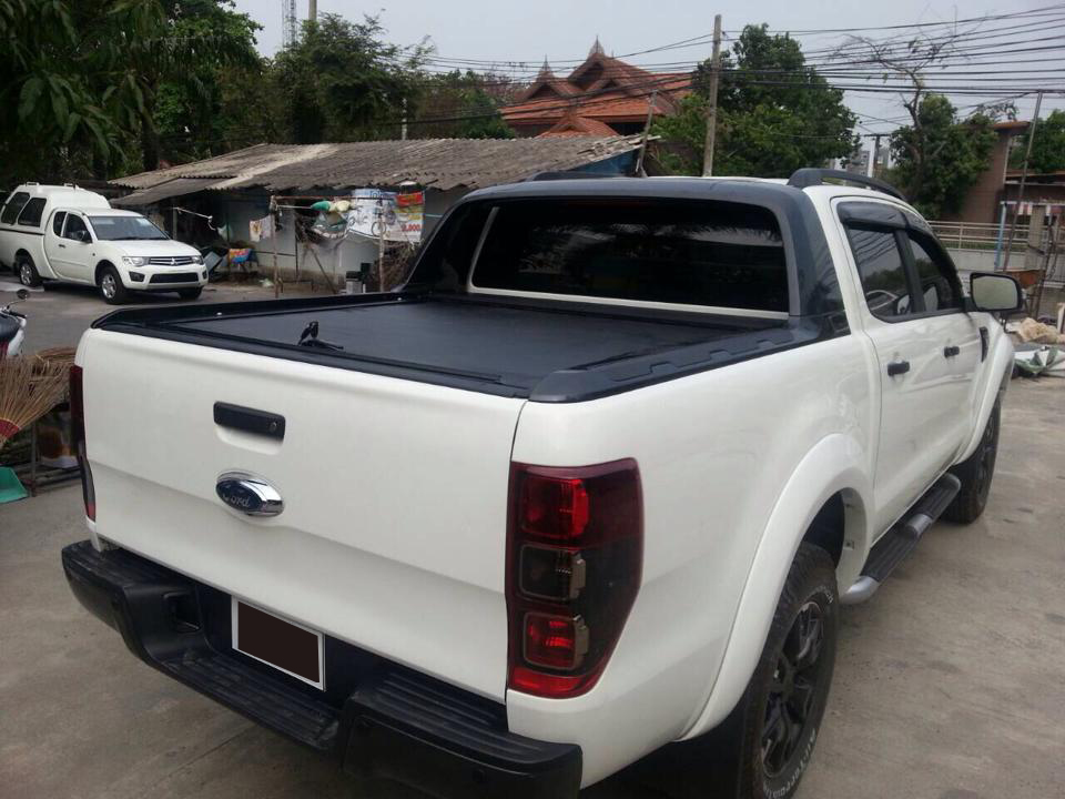 Roller lid cover ford ranger wildtrak 4x4