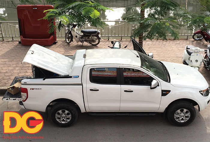 all new nap thung Ford Ranger