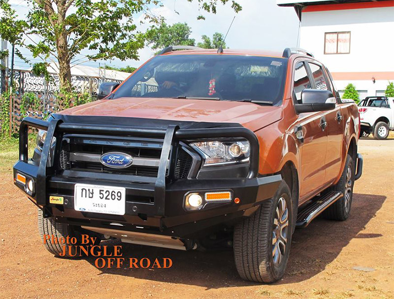 Bậc dẫm chân Ford Ranger Wildtrak Jungle