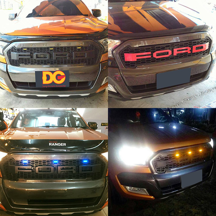 ca lang Ford Ranger Wildtrak 2016