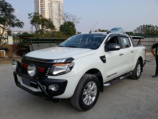 can truoc xe Ford Ranger