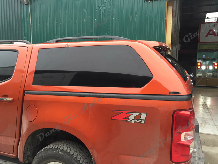 canopy Chevrolet Colorado gse 2016