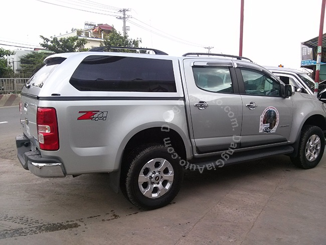 canopy chevrolet colorado 2015