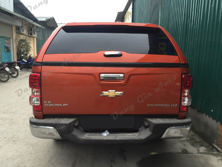 canopy Chevrolet Colorado 6