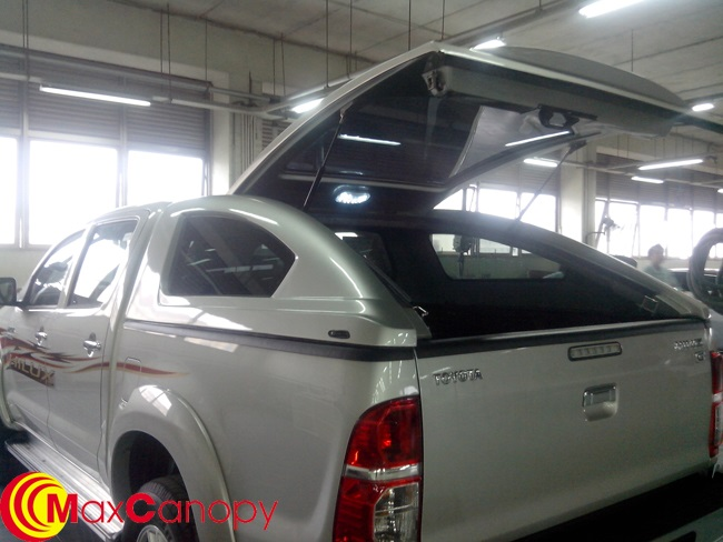 canopy toyota hilux x6 pickup