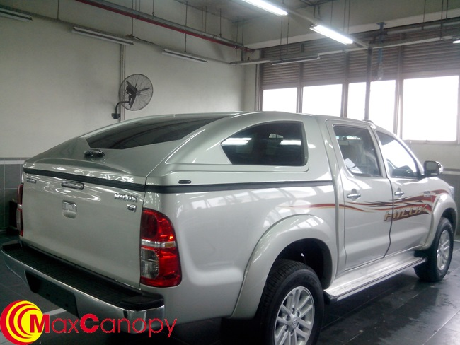 canopy x6 xe toyota hilux 2014