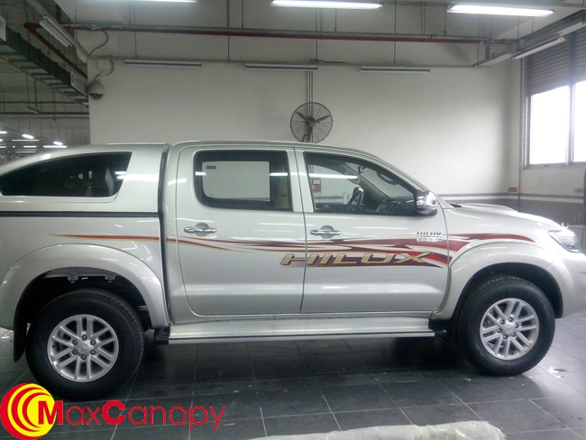 canopy xe toyota hilux 2014 x6