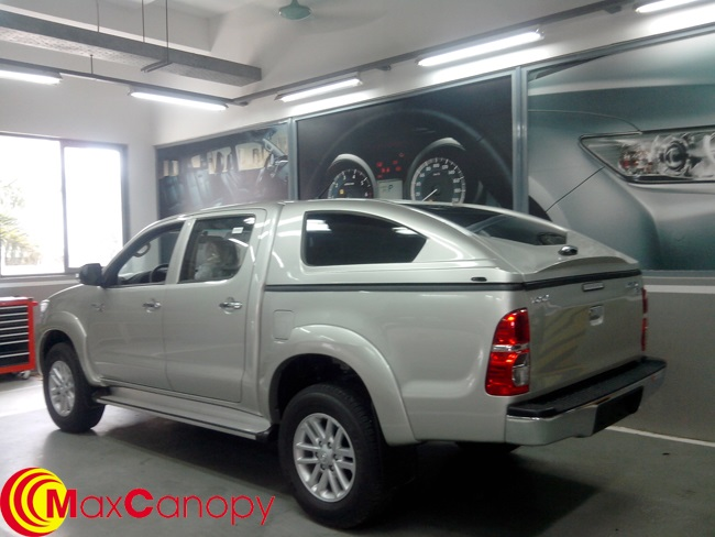 canopy xe toyota hilux 2014