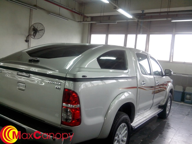canopy xe toyota hilux2015 x6