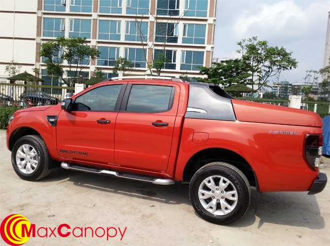 carryboy Fullbox ford ranger wildtrak