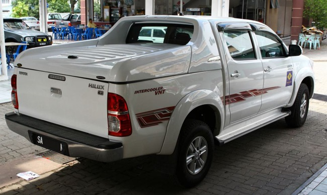 carryboy fullbox hilux 2014 2015