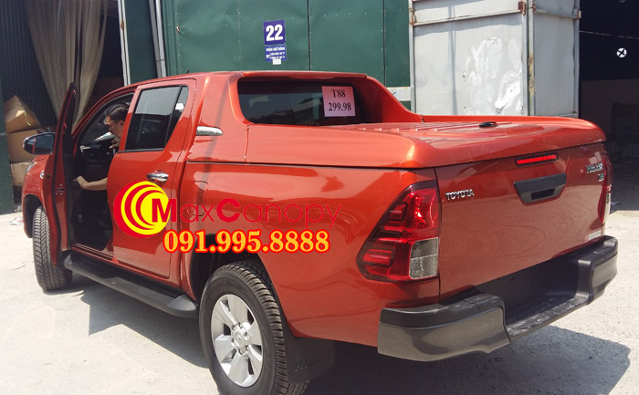 carryboy fullbox nap thung hilux 2017