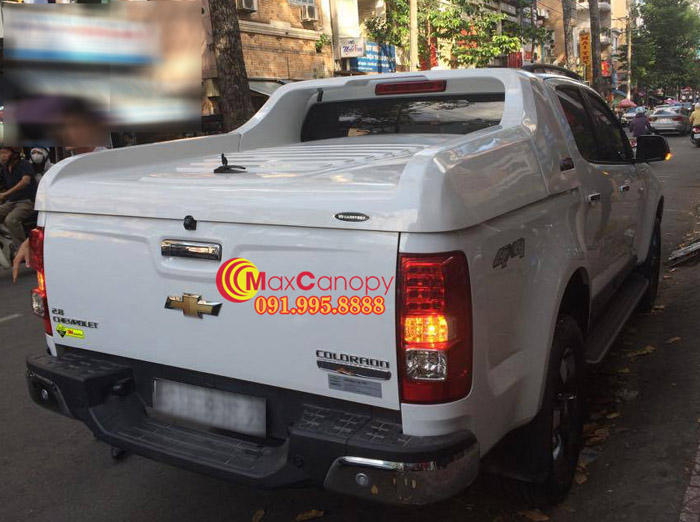 carryboy fullbox xe Chevrolet Colorado 2017