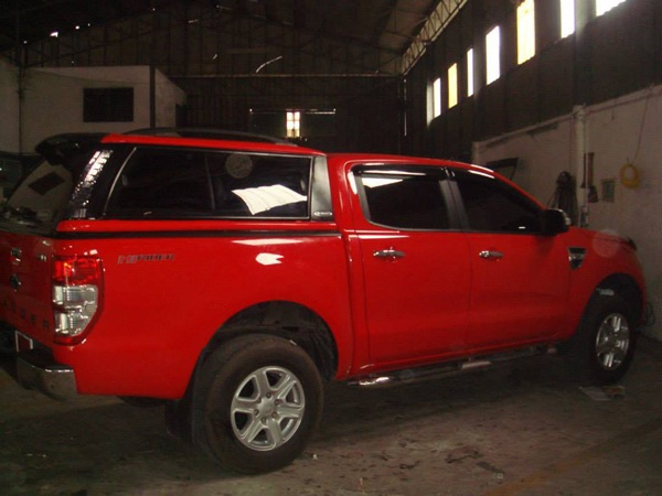 Carryboy G3 Ford Ranger Wildtrak
