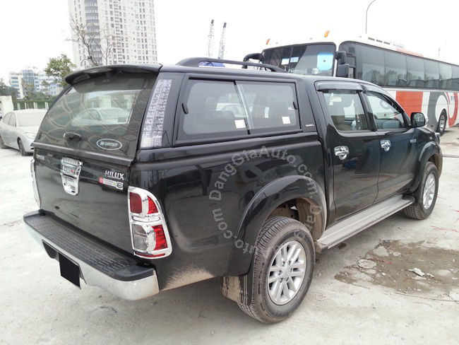 carryboy g3 E toyota hilux 2015 3