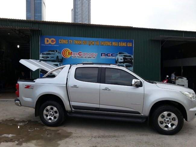 carryboy grx chevrolet colorado 2015 2
