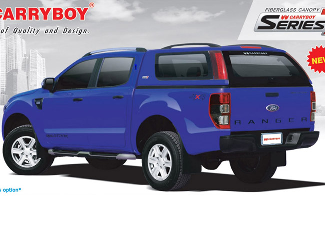 carryboy s7 Ford Ranger