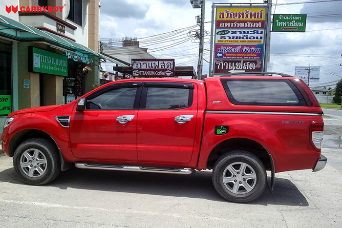 carryboy series7 Ford Ranger 2016