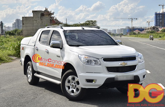 Chevrolet Colorado nap thung thap carryboy