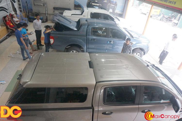 Hình ảnh xưởng lắp đặt Đặng Gia Auto