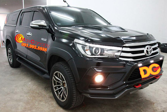 do badosoc Toyota Hilux danggiaauto
