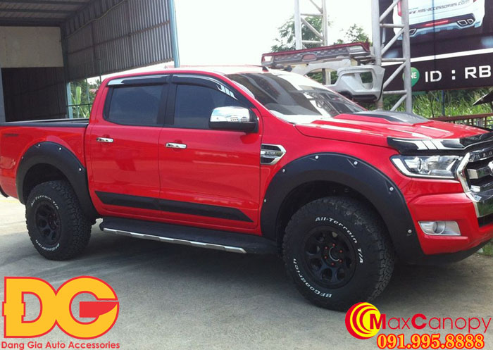 do choi xe Ford Ranger rbs