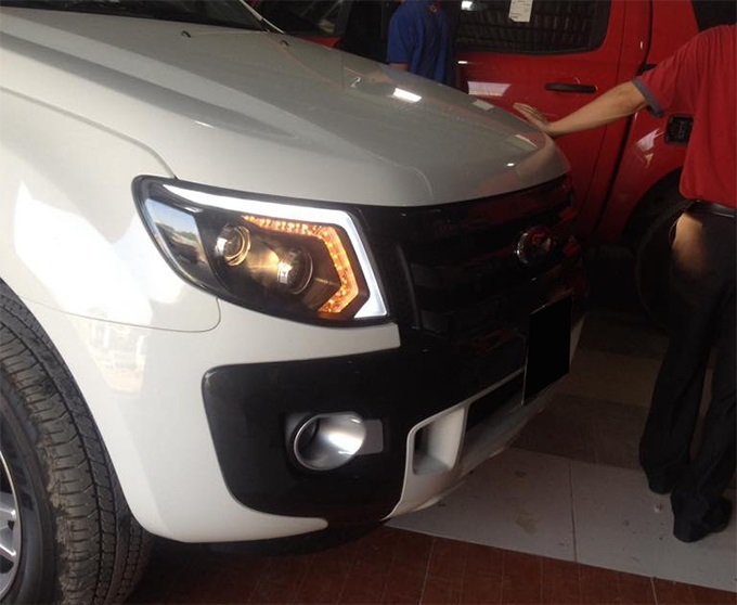 do den pha Ford Ranger