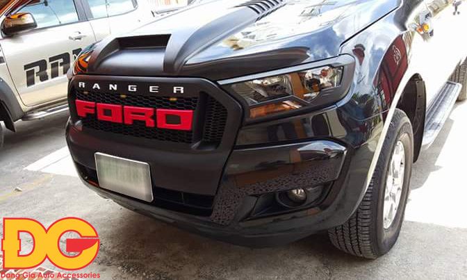 do Ford Ranger capo 2017