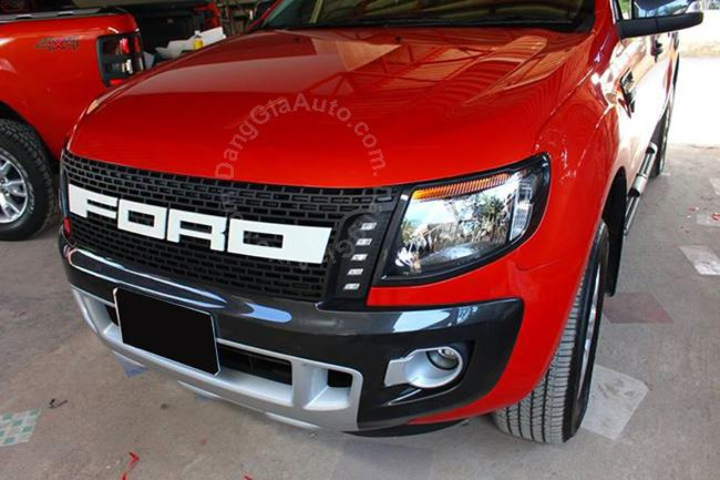 Do mat ca lang xe ford ranger 2015