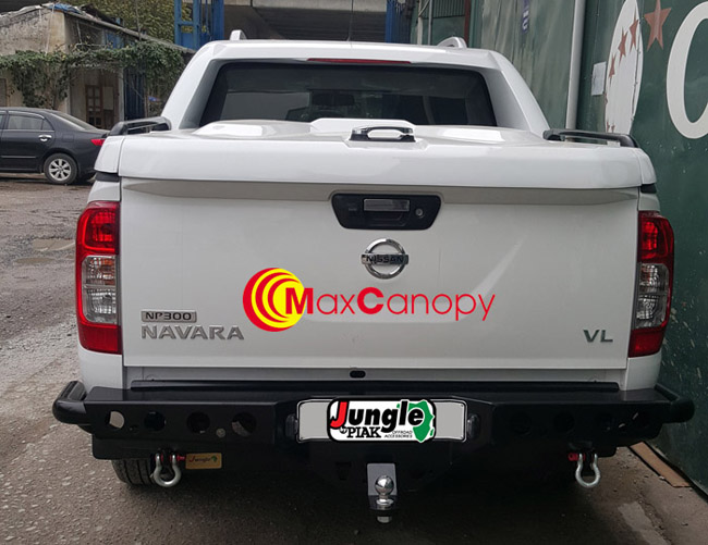 do piak jungle navara np300 2017