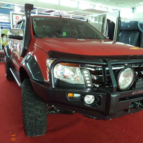 do xe pikcup ford ranger