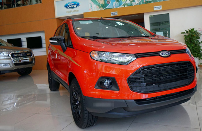 ford ecosport dat 499xe