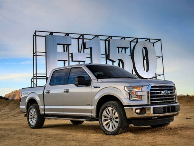 Ford f150 4x4 25 ecobook 2017