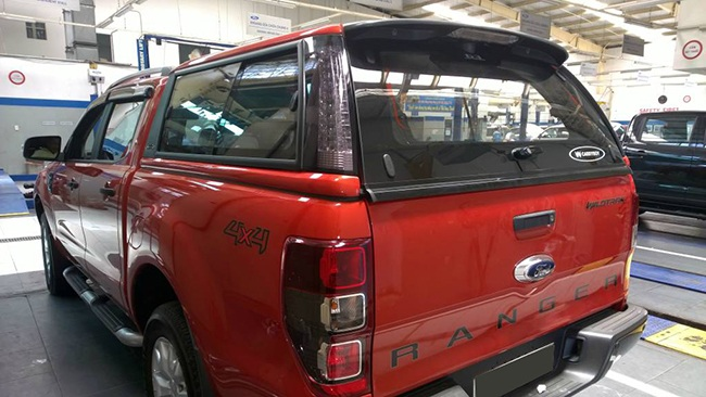 Ford Ranger Carryboy G3 2015