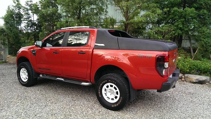 ford ranger fullbox carryboy thai lan