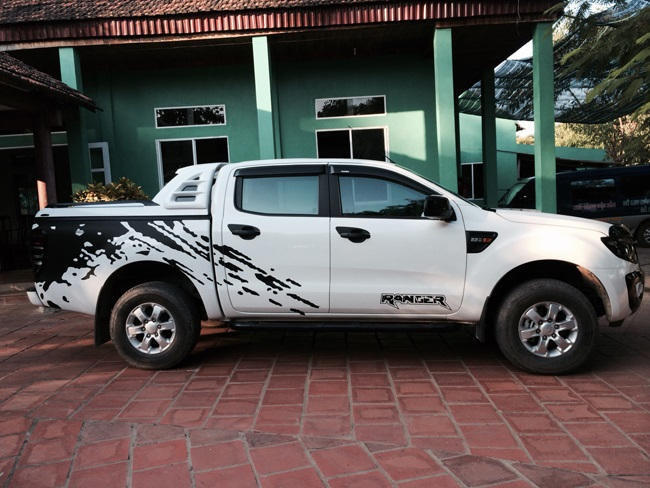 ford ranger pickup 2015