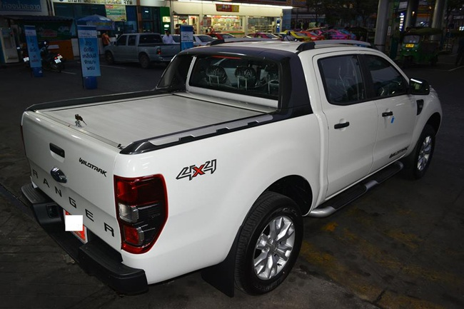 ford ranger wildtrak 32l Roller lid cover