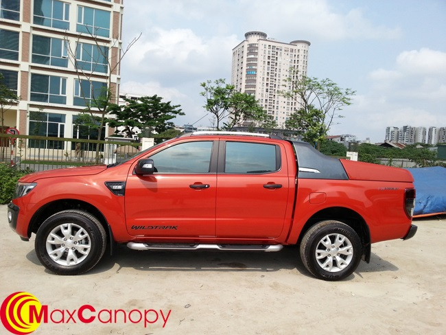 ford ranger wildtrak carryboy 2015