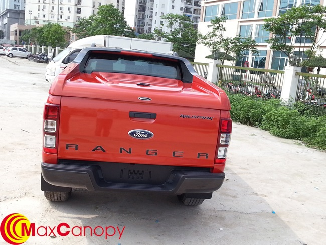 ford ranger wildtrak carryboy pickup