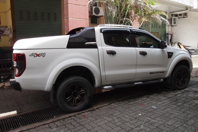 fullbox ford ranger carryboy thai lan