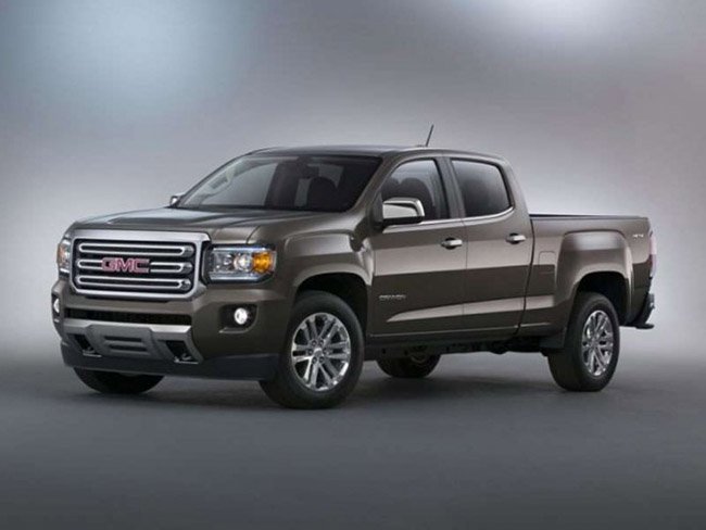 gmc canyon 4wd crew cad diese