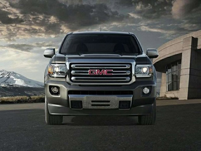 gmc canyon 4wd gasoline 2017