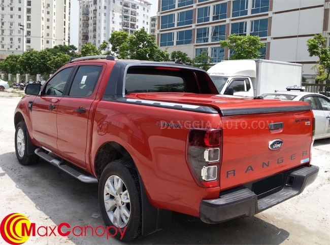 gmx r nap ford ranger wildtrak 2015