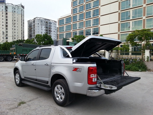 grx chevrolet colorado 2015