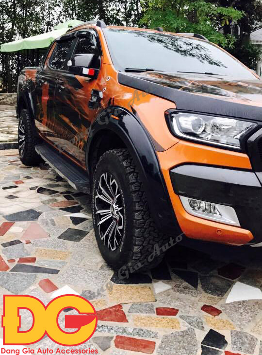 lazang xe ford ranger 2017 do 2