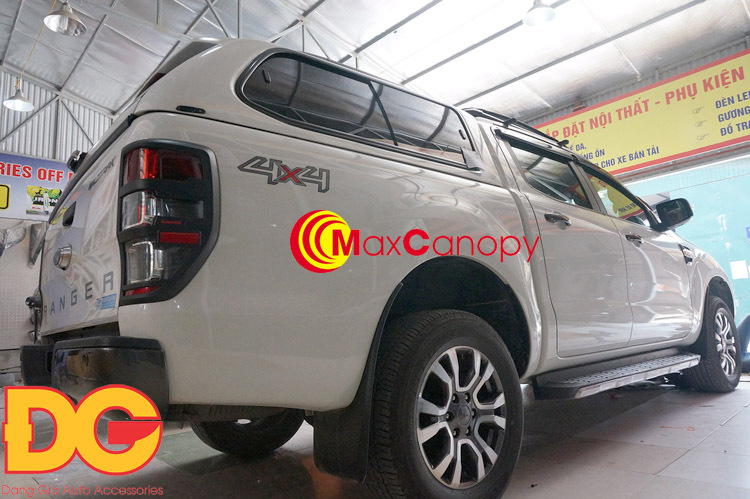 nap canopy gse ford ranger 2016 3